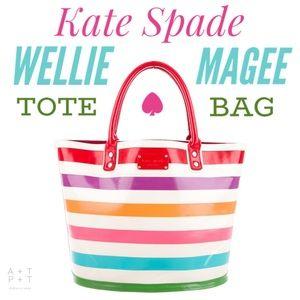 Kate Spade Wellie Magee Tote Bag